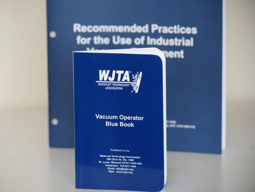 WJTA Vacuum Operator Blue Book