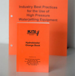 WJTA Hydroblaster Orange Book