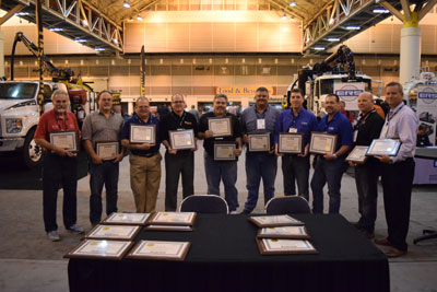2016 WJTA Safety Award